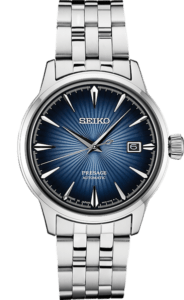 Seiko Presage Cocktail Time - Blue Moon - SRPB41J1