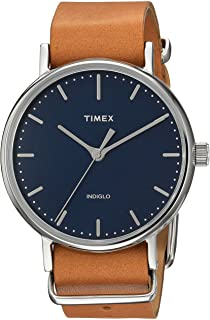 Timex Fairfield Blue dial
