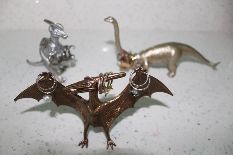 DIY dino ring holders 019