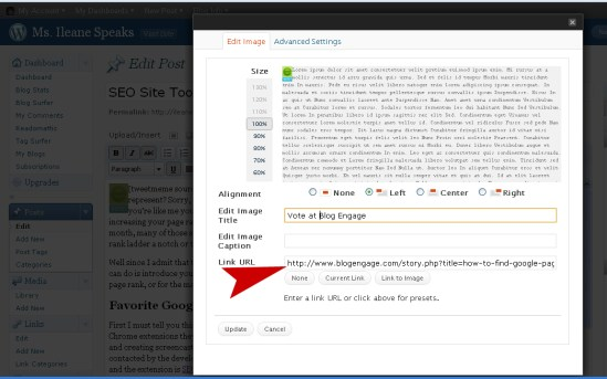how to edit your blog on wordpress