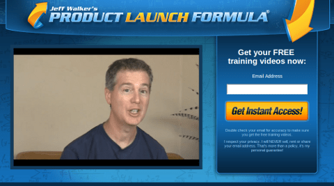 Jeff Walker Product Launch