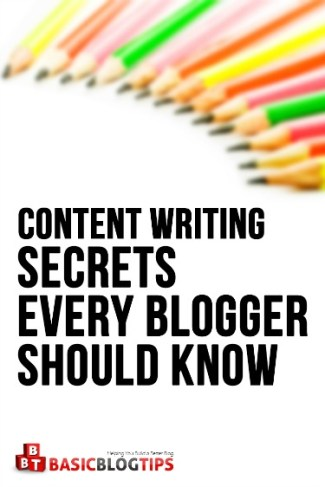 7 Content Writing Secrets Every Blogger Should Know
