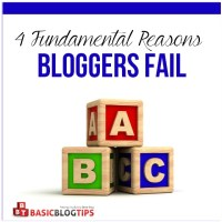 4 Fundamental But Unmentioned Reasons Bloggers Fail!