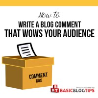 How to Write a Blog Comment that Wows Your Audience