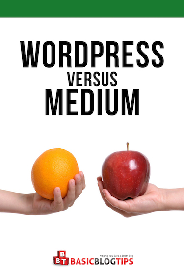 WordPress versus Medium for Blogging