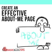 How to Create an Effective About-me Page