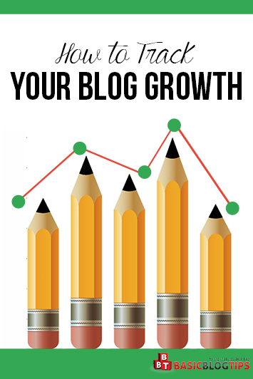 Google Analytics Blog Growth Tracking