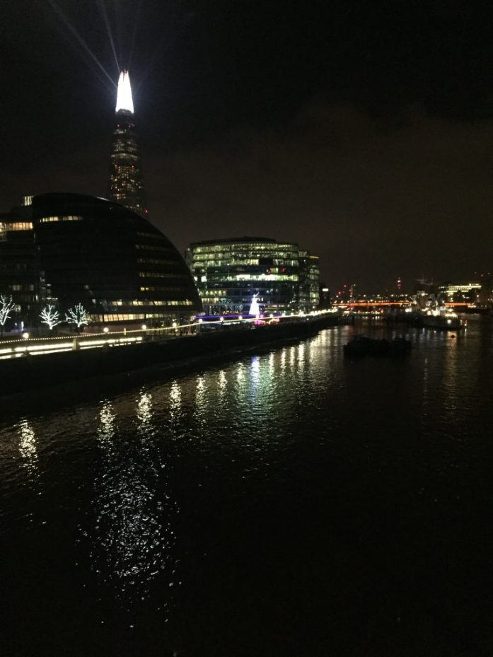 Christmas Markets on the Thames
