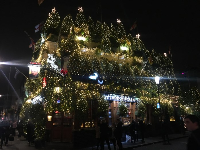 Best Christmas Pubs in London