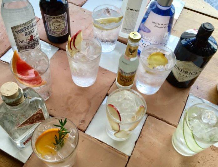 Brindisa Gin O'Clock