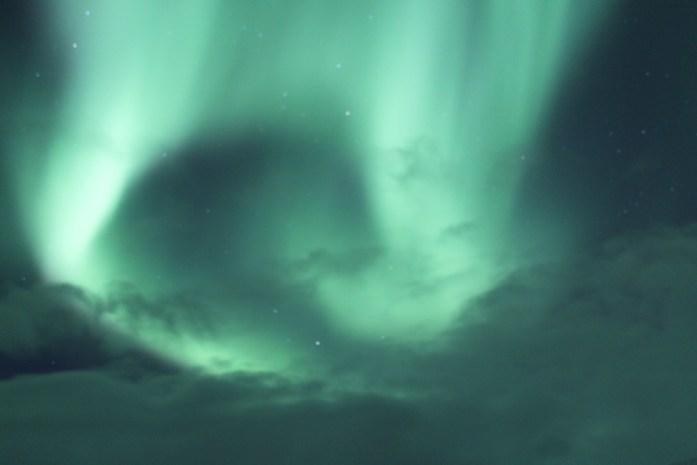 incredible northern lights!