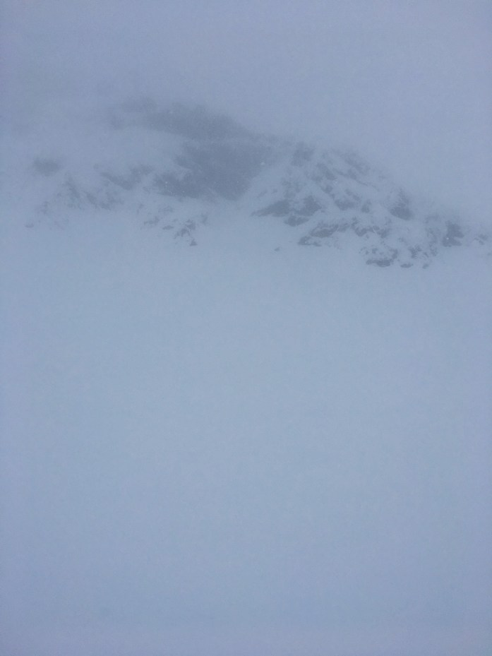 Low Visibility at St Anton