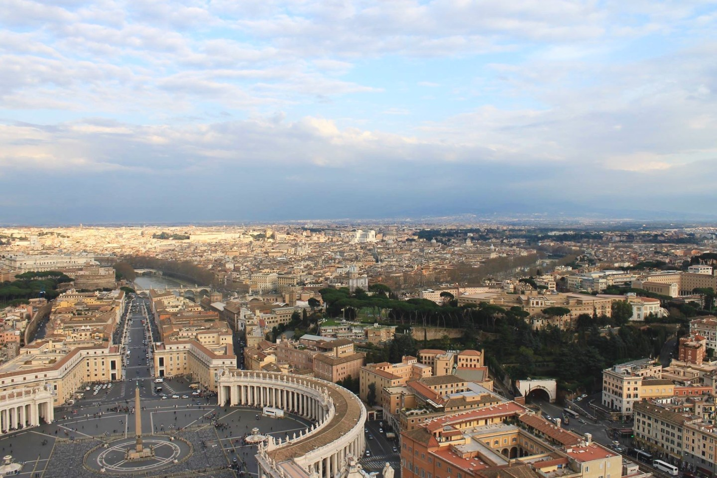 Rome, Italy in 24 Hours