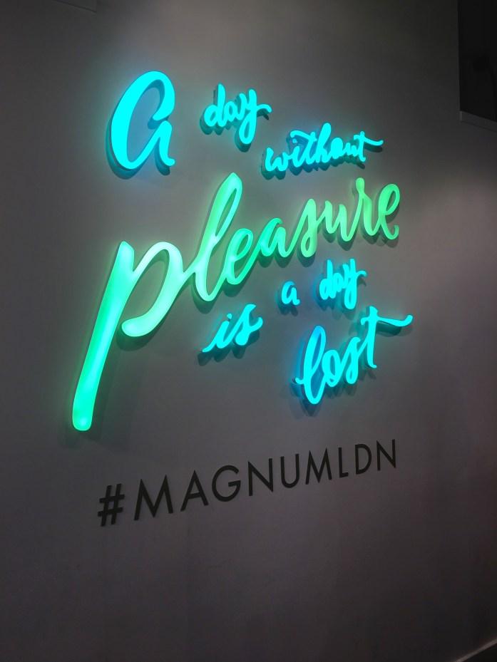 #MagnumLDN