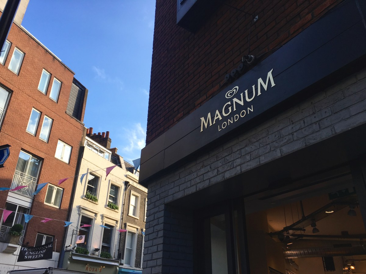 Things to Do in London: London Magnum Pop Up