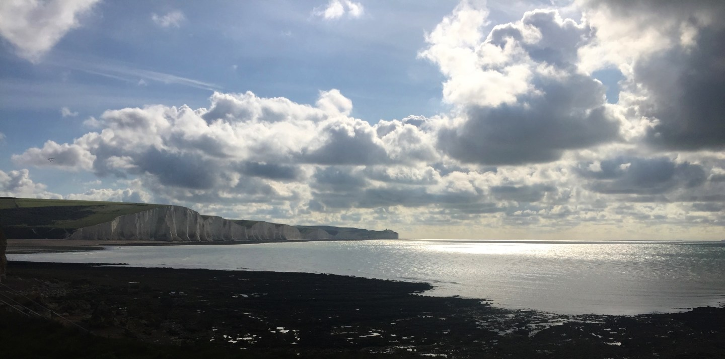 London Day Trip: Hiking the Seven Sisters