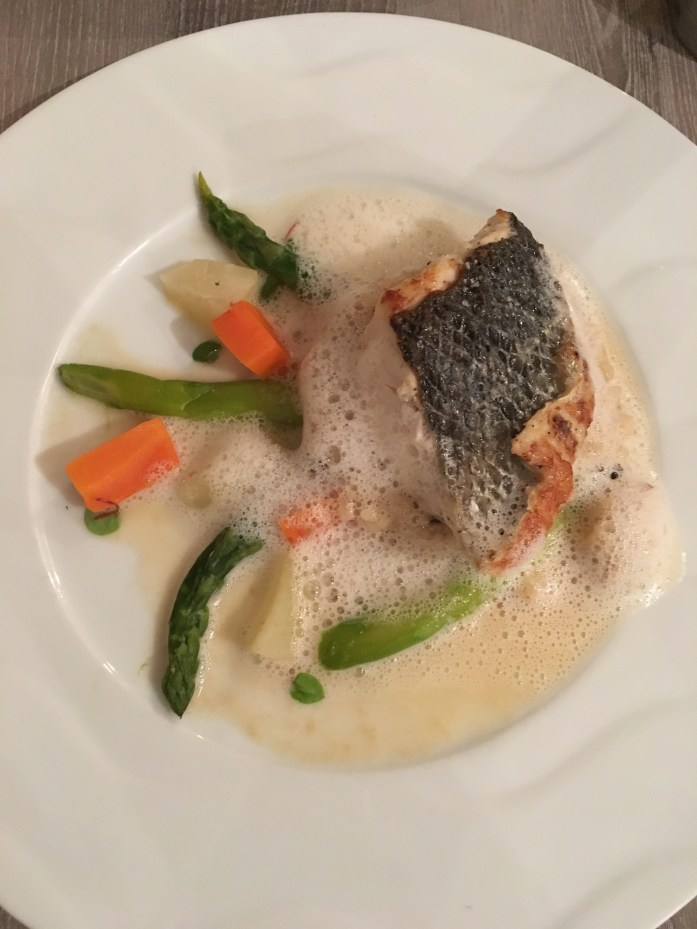 Seabass, L'Alambic, Reims, France