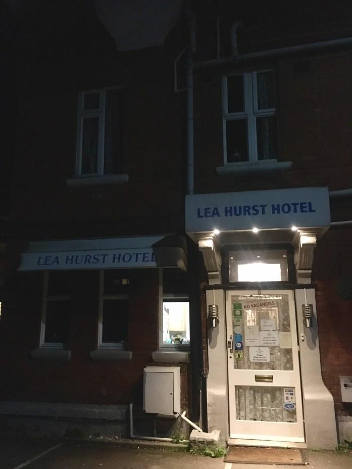 Lea Hurst Hotel, Bournemouth