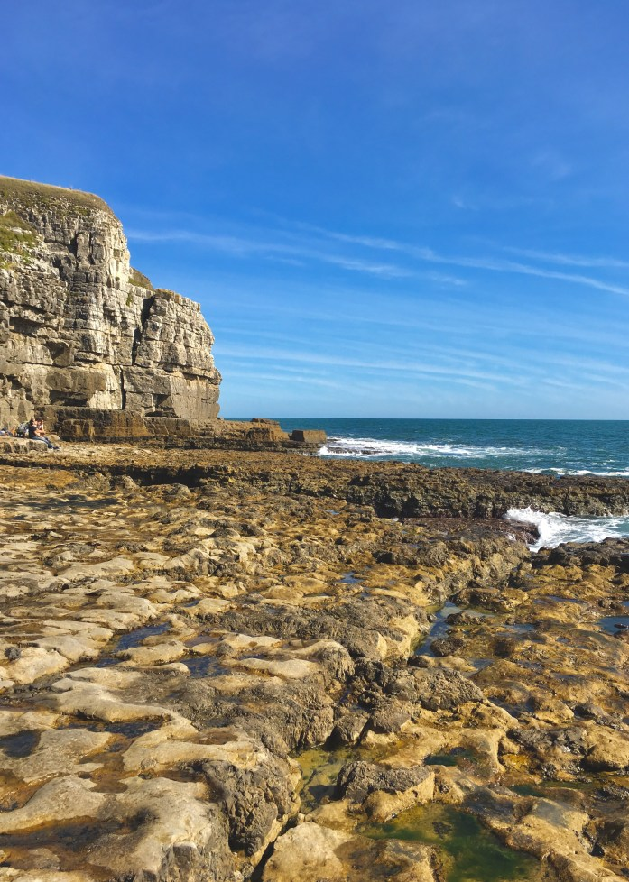 Dancing Ledge, South West Coast Path