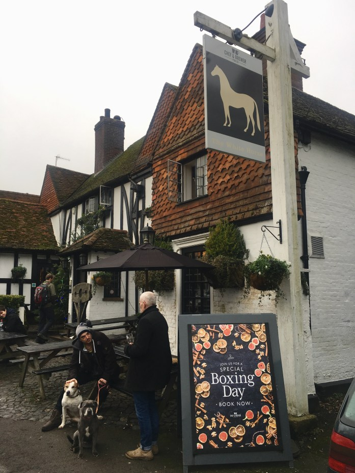 The White Horse in Shere