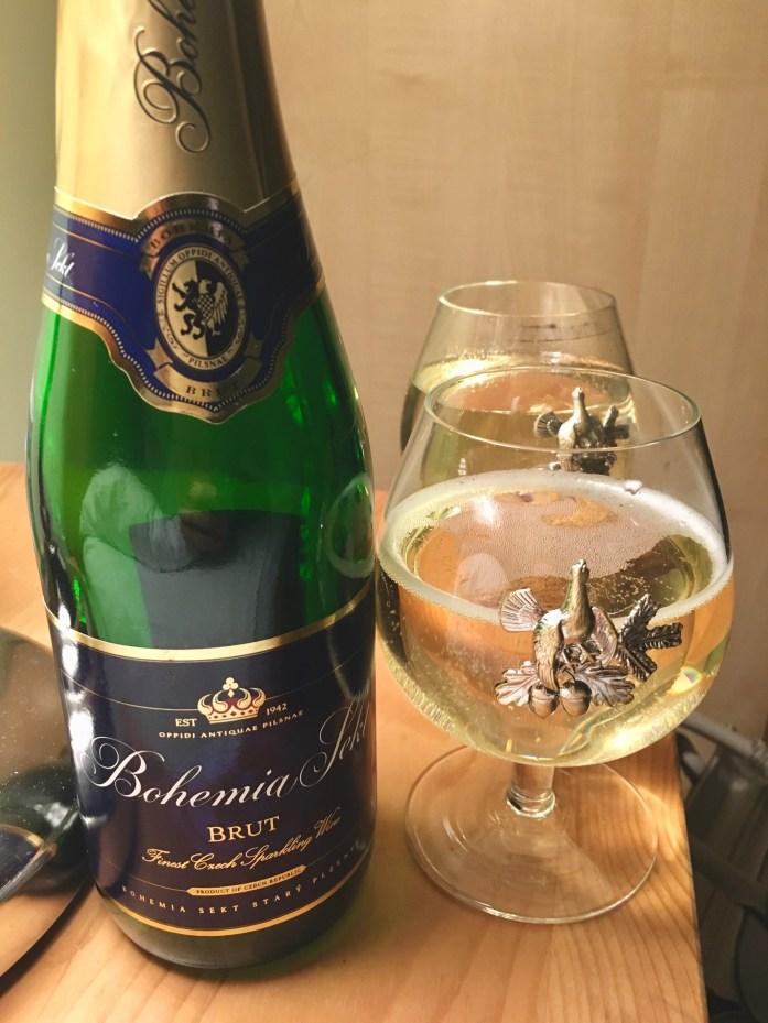 Czech Sparkling Wine