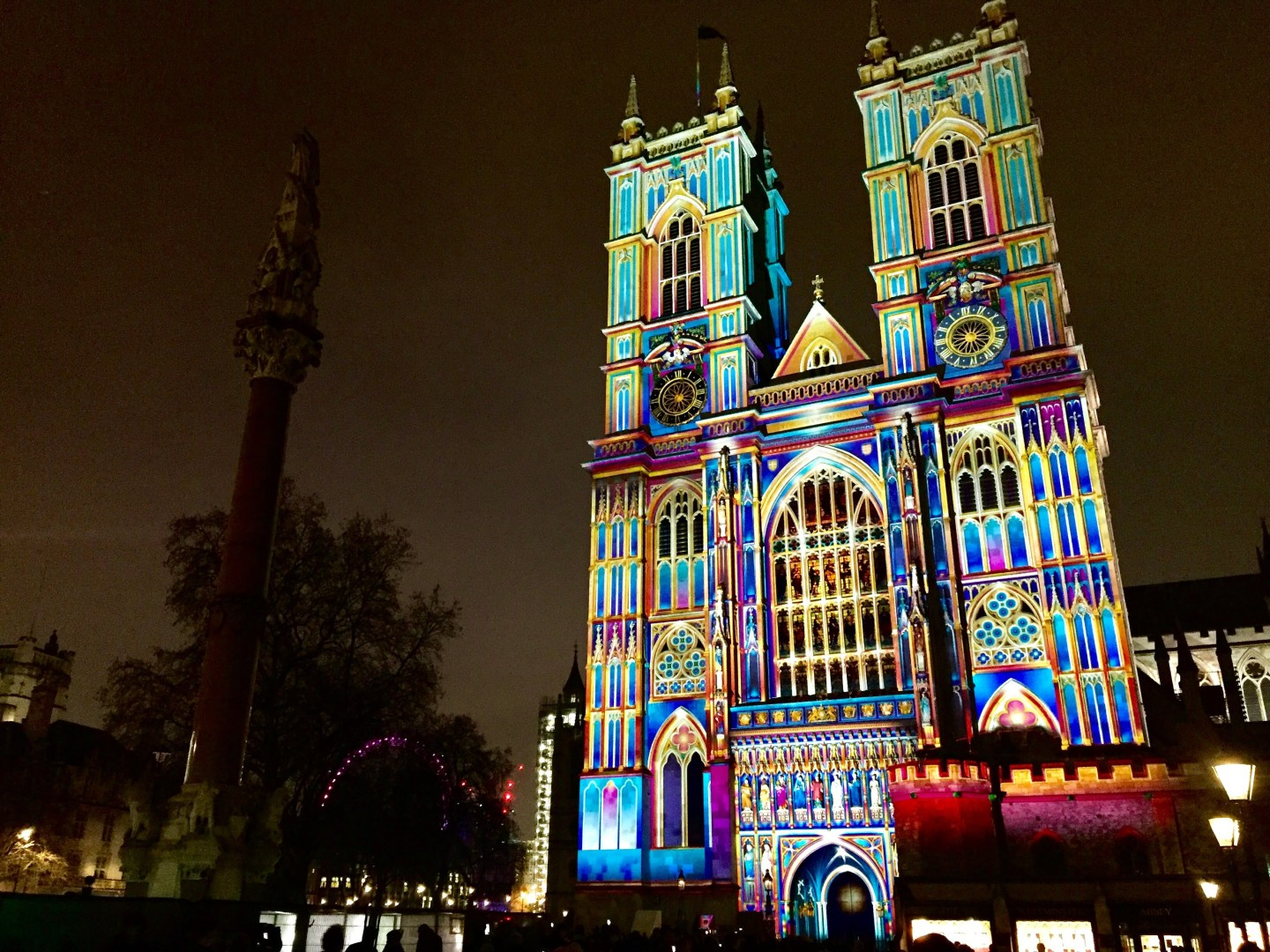 Things to Do in London: Lumiere London