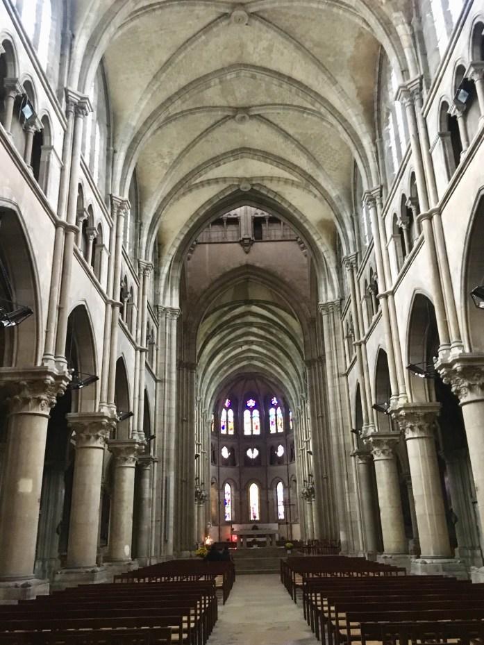 Eglise de Notre Dame, Epernay, France