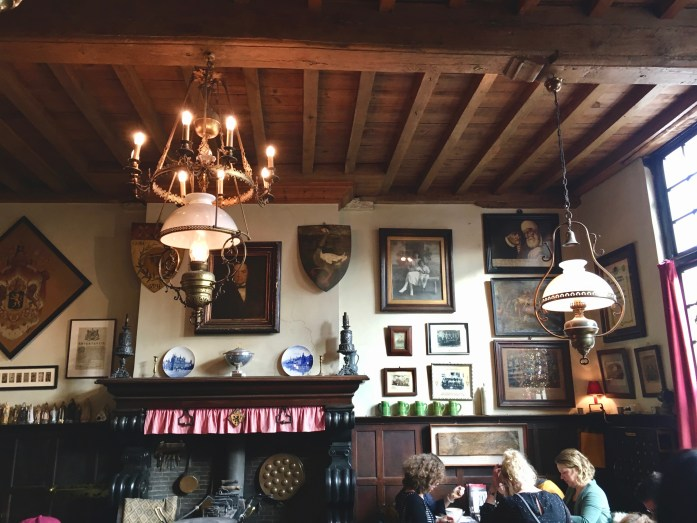 Cafe Vlissinghe in Bruges