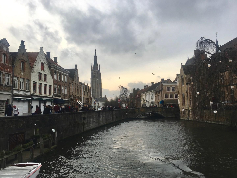 Bruges, Belgium in a Weekend