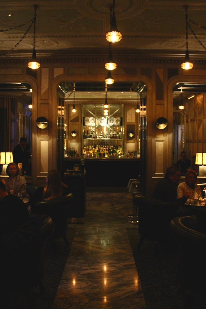Best bars in London: Connaught Bar