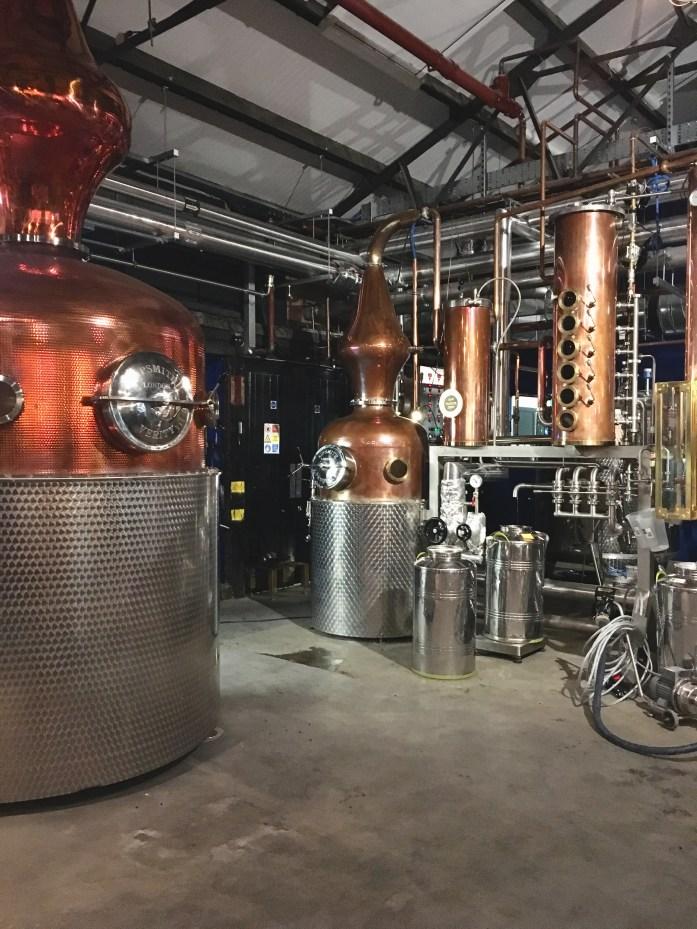 Sipsmith Gin Distillery