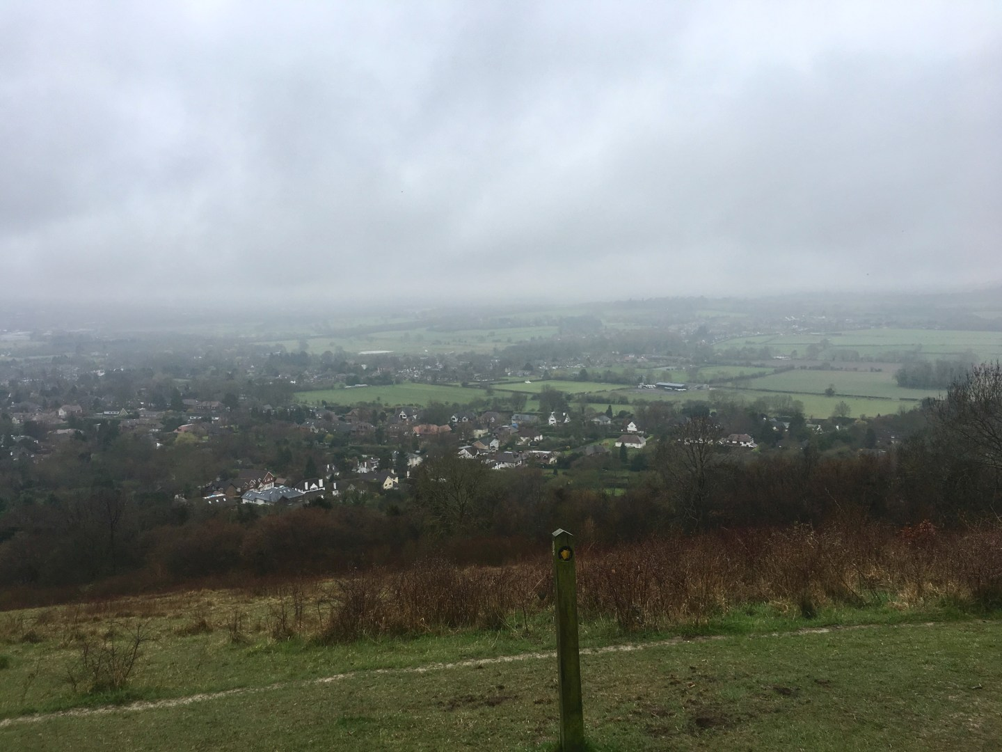 London Day Trip: Hiking the Eynsford Circular
