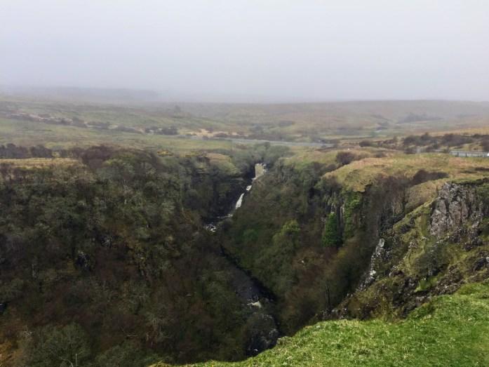 Lealt Falls Isle of Skye