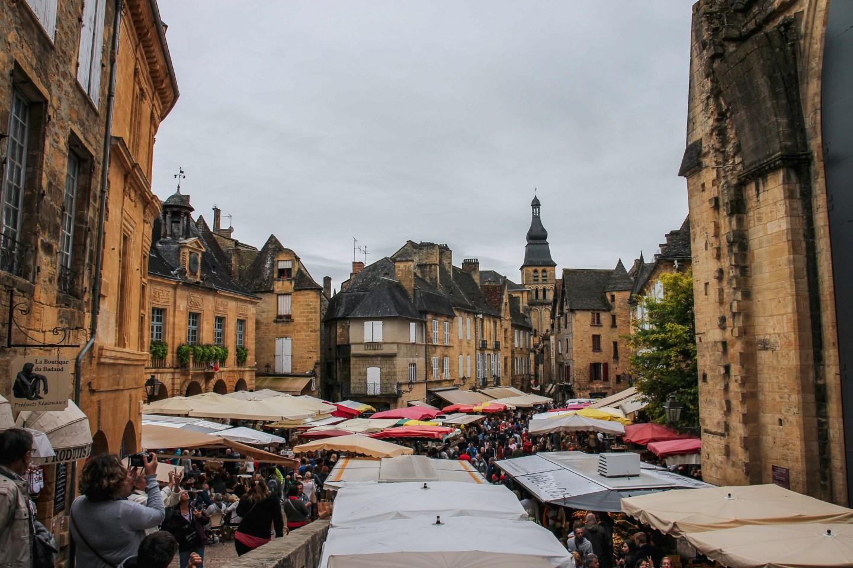 Bordeaux to Sarlat-la-Caneda, France: Dordogne Region Itinerary