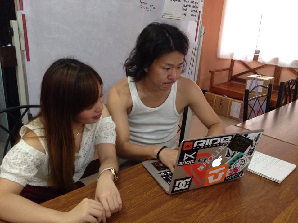 スタッフ紹介 Teacher Abby(アビー)   フィリピン留學 Basic English Camp