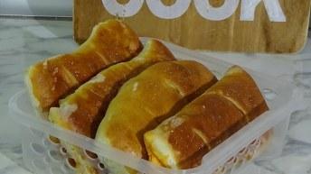 Bread. chorizo, flour, portuguese sausage