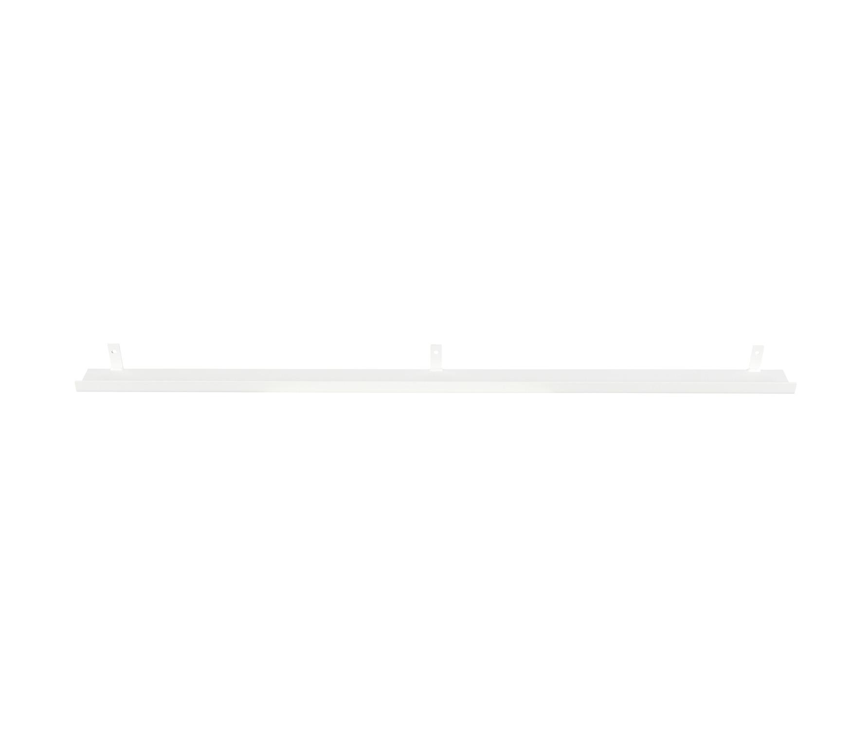 Wandplank Zwart Metaal.Fotoplank 120 Cm Wandplank Siena Breedte 150 Cm