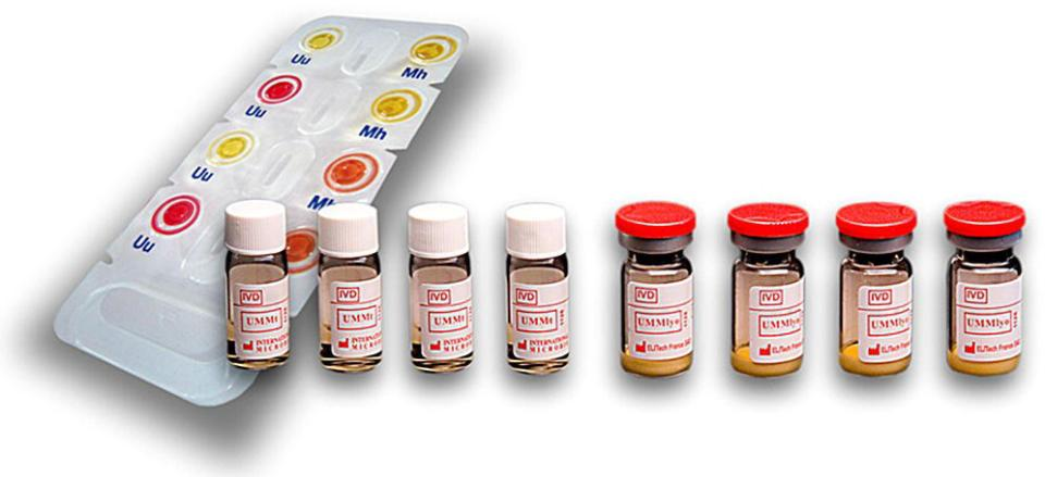 Photo displaying MYCOSCREEN® PLUS kit by ELItech.