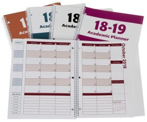 Academic Planners and Accessories