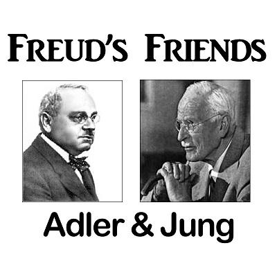 Alfred Adler & Carl Jung