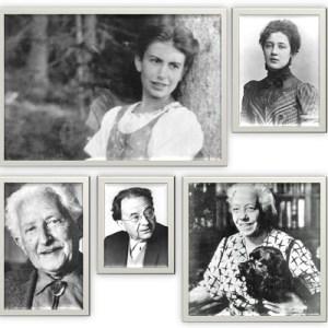 Anna Freud, Klein, Erikson, Fromm & Horney