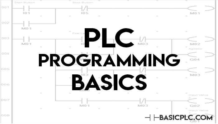 PLC Programming Basics: How to Program a PLC for Beginners