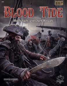 Blood Tide for Basic Roleplaying