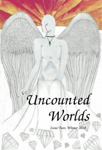 Uncounted Worlds - Issue Two Cover