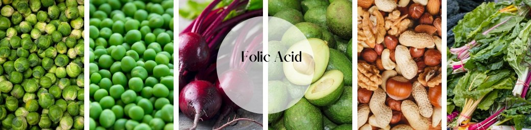 48 foods you need to add to your diet now. vitamins & minerials. folic acid