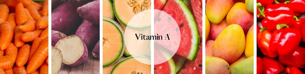 48 foods you need to add to your diet now. vitamins & minerials. Vitamin a