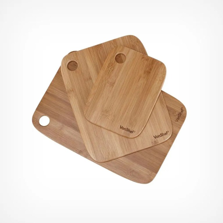 Von and more 3 Piece Chopping Board Set 1000138