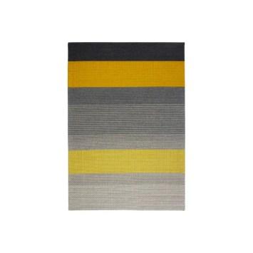 Sanlow Textured Stripe Rug