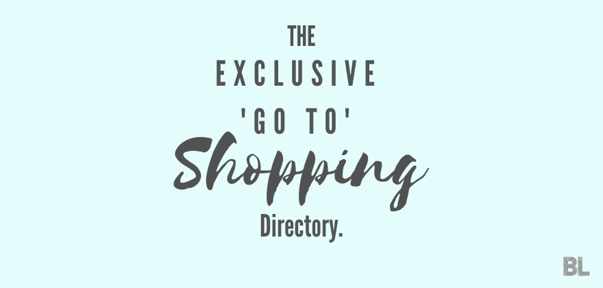 The Exclusive go to shopping directory. best shopping sites directory