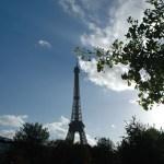 【巴黎】艾菲爾鐵塔的身影